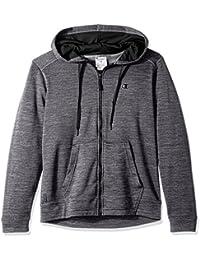 Men's Premium Performance Fleece Full Zip Hoodie
