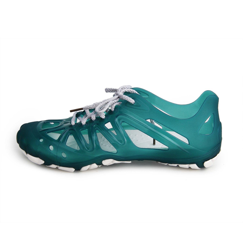 Shenduo Sandali Uomo Plastici e Sportivi scarpe con allacciatura confortevole D7950
