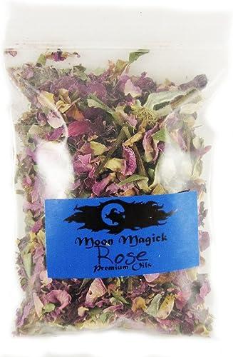 Rosebuds Raw Herb