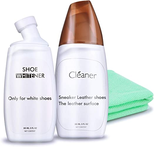 Shoe Cleaner + White Shoe Cleaner and