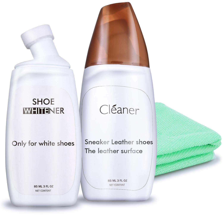 Shoe Cleaner   White Shoe Cleaner and Polish, Kit de limpiez