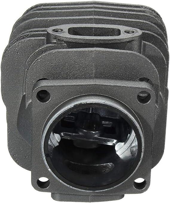 MYAMIA Kit Manica Pistone Testa Cilindro Aria 52mm Foro per Husqvarna 268 XP 272 272xp 272K