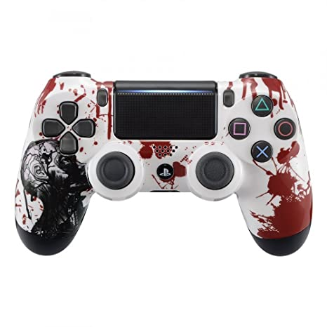 eXtremeRate Zombie Blood Hydro Dipped carcasa frontal, kit ...