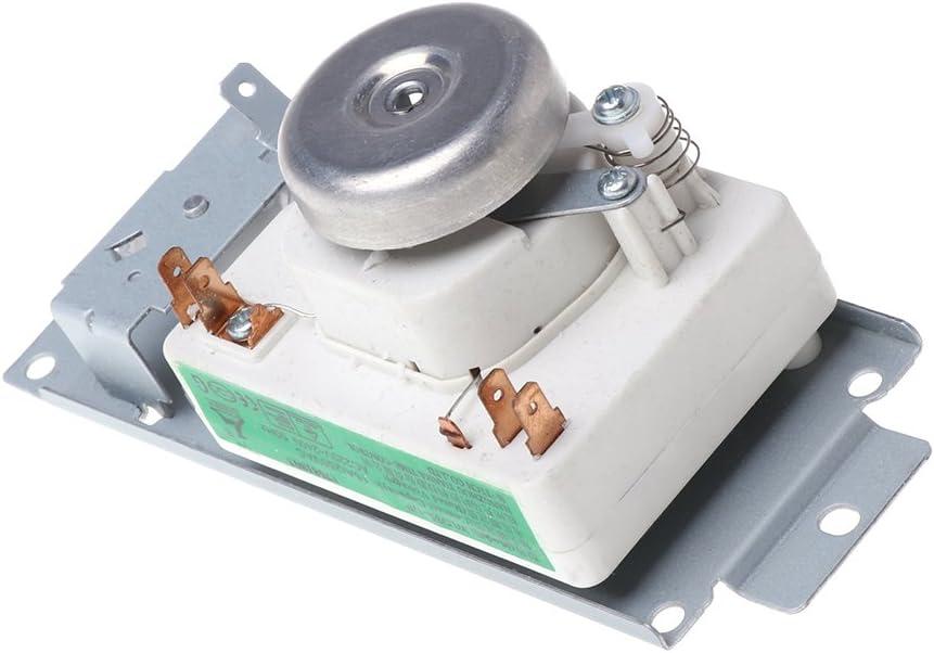 fivekim Minuterie de contr/ôleur de Temps /à Quatre Trous pour Four /à Micro-Ondes Accessoires de cuisini/ère Domestique Minuterie /à Quatre Pieds pour Micro-Ondes Couleur al/éatoire