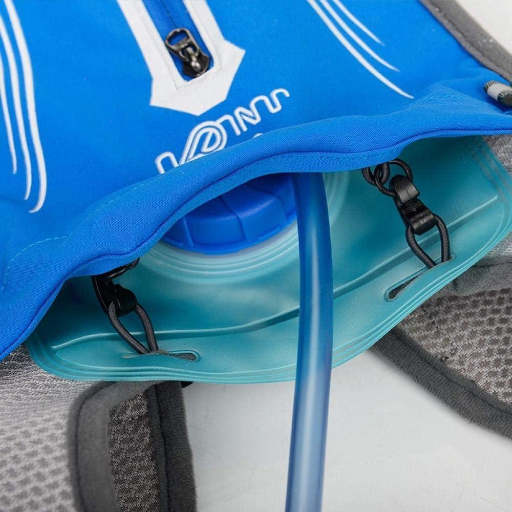 Zaino da Ciclismo, Ultraleggero, Impermeabile, per Ciclismo, Sport,Zaino da bicicletta blu Blu