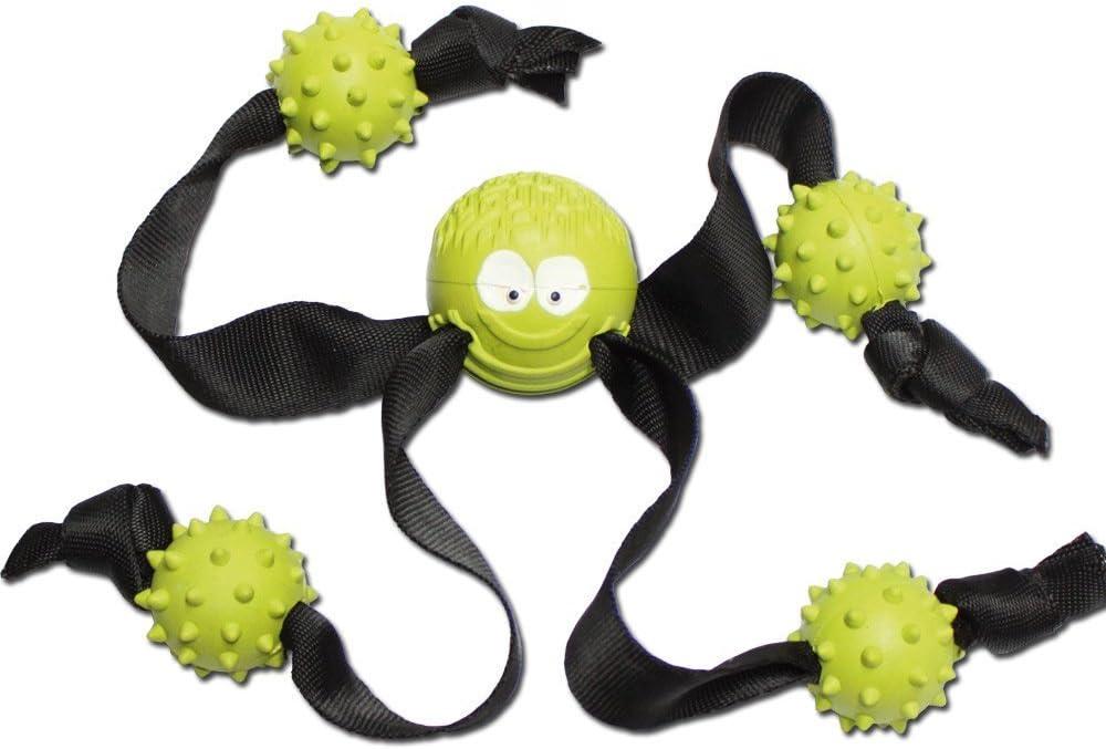 Juguete para perros TRIXIE Pelota con tentaculos caucho natural ...