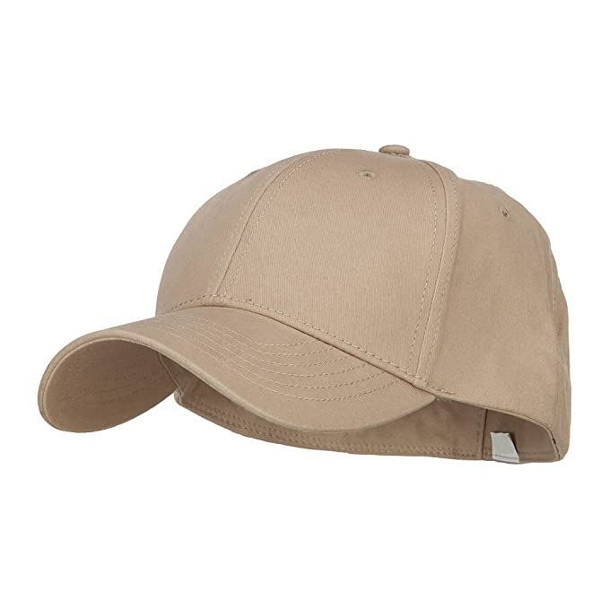 4d14d0678 e4Hats.com Big Size Stretchable Deluxe Fitted Cap