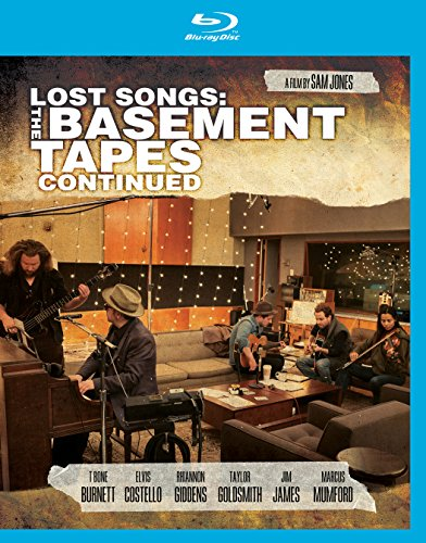 Lost Songs: The Basement Tapes Continued [Blu-ray]