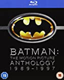 Batman: The Motion Picture Anthology 1989-1997 [Blu-ray][Import]