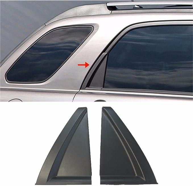 Genuine OEM Kia 2011-2016 Sportage LH,RH Rear Door Molding Set