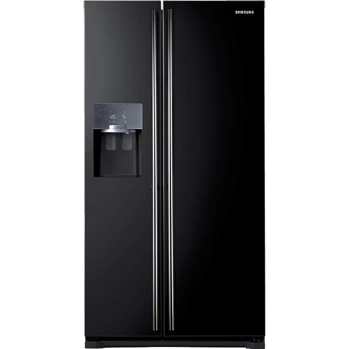 Samsung La Serie h rs7567bhcbc1 Lado a Lado del congelador de ...