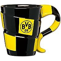 Borussia Dortmund BVB 09 BVB-Tasse mit Schal-Design