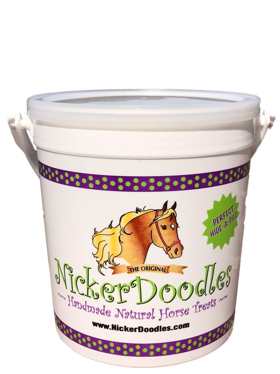 Nickerdoodles 5 Pound Pail by The original NickerDoodles