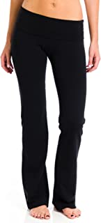 product image for Hard Tail Roll Down Bootleg Flare Pant