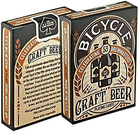 Bicycle Craft Beer Playing Cards (2-Pack)
