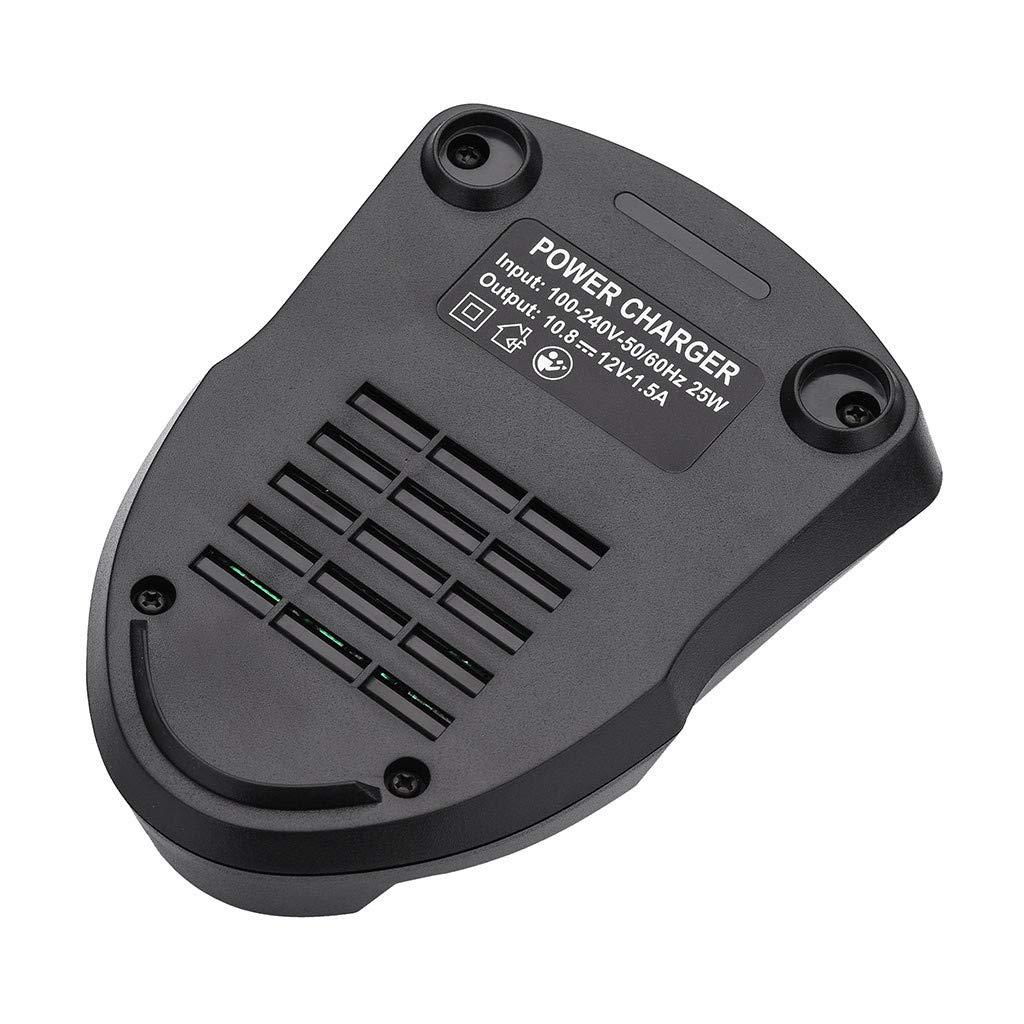 Lithium Pour Les Outils /Électriques De Bosch 10.8V 12V Nous Chargeur De Batterie Li-Ion De Remplacement Du Chargeur Al1115Cv De Lithium Dr