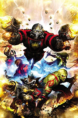 Guardians of the Galaxy by Abnett & Lanning: The Complete Collection Volume 1 (Best Guardians Of The Galaxy Graphic Novel)