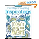 Creative Coloring Inspirations Art Activity Pages To