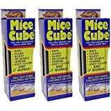 Mice Cube 3-pk Humane Mouse Trap - The Only Mousetrap You'll Ever Use