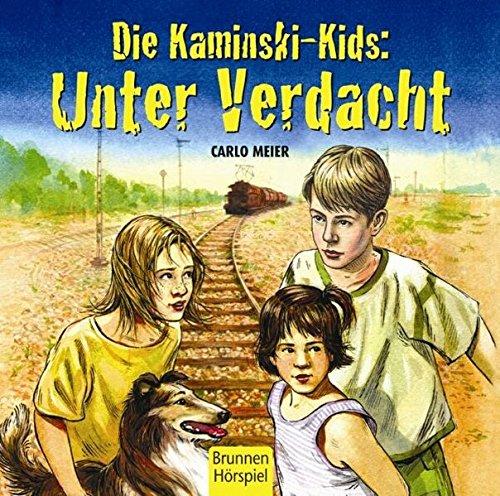 Die Kaminski-Kids: Unter Verdacht: Hörspiel Nr. 3 / Buch Band 4 (Die Kaminski-Kids-Hörspiele)