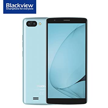 yunt 5,5 3 G Dual SIM Blackview A20 Smartphone Android 7,0 Sistema ...