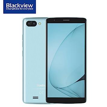 yunt 5,5 3 G Dual SIM Blackview A20 Smartphone Android 7,0 Sistema ...
