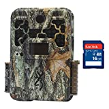 Browning Trail Cameras Recon Force FHD Extreme 20MP Game Camera + 16GB SD Card