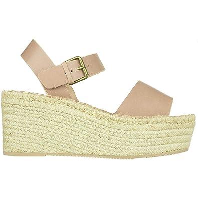 b0187e3bdad0 Soludos Women s Minorca High Platform Sandals