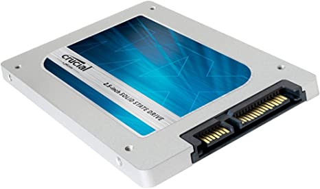 Crucial MX100, 512GB - Disco Duro sólido (512GB, 512 GB, Serial ...