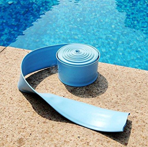 Pool Backwash Hose Premium 1 1 2 X 50 Feet Water Suction Import It All