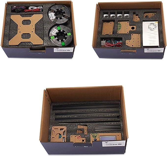 Tevo Tarantula DIY drôle Kit de Impresora 3D Handcraft Alta ...
