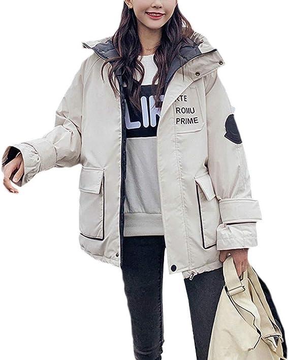 Raylans Girls Thicken Faux Fur Hooded Winter Warm Coat Jacket Outerwear
