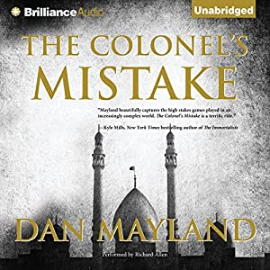 The Colonel's Mistake Audiobook