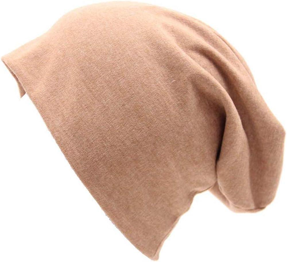 MJ-Young New Skull Beanies Turban Hat Autumn Winter Beanie Hats Women Hooded Caps Streetwear Cap