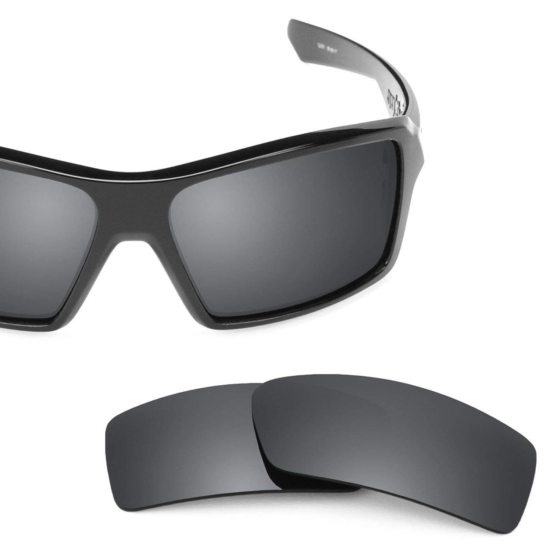 68bdcc1d53e1 Amazon.com: Revant Polarized Replacement Lenses for Oakley Eyepatch 1 Elite  Black Chrome MirrorShield: Sports & Outdoors