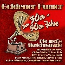 Goldener Humor der 30er - 50er Jahre