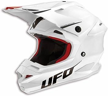 UFO - Casco Ufo Prime White - Interceptor Talla Xs He015Xs
