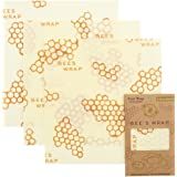 amazoncom bees wrap assorted 3 pack eco friendly
