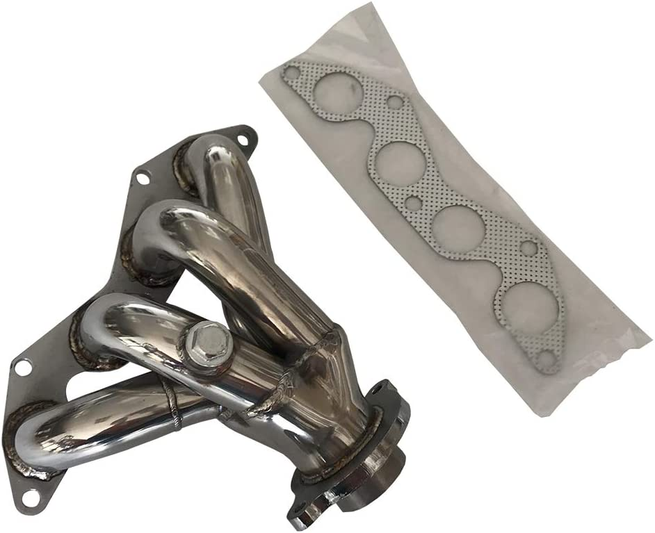 MILLION PARTS Exhaust Manifold Header SDD-HDSHC01EX fit for 2001 2002 2003 2004 2005 Honda Civic 1.7L AGS0147