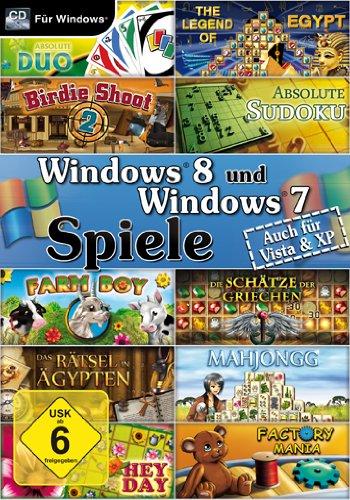 Windows 8 und Windows 7 Spiele