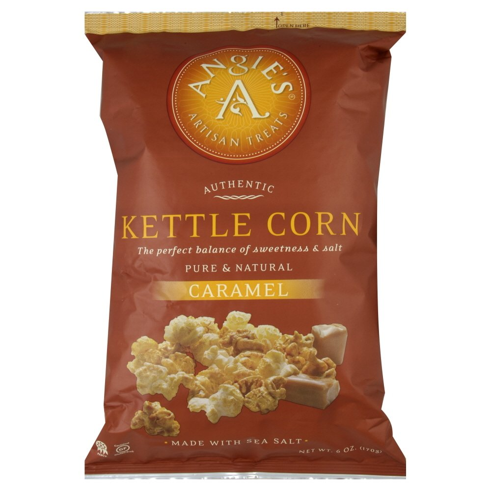 Kettle Corn Crml (Pack of 12)