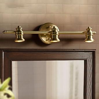 &Badezimmerbeleuchtung Spiegel-Scheinwerfer, amerikanischer Spiegel ...