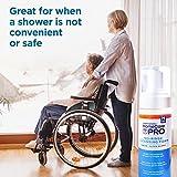 Welmedix No-Rinse Adult Gentle Cleansing Foam