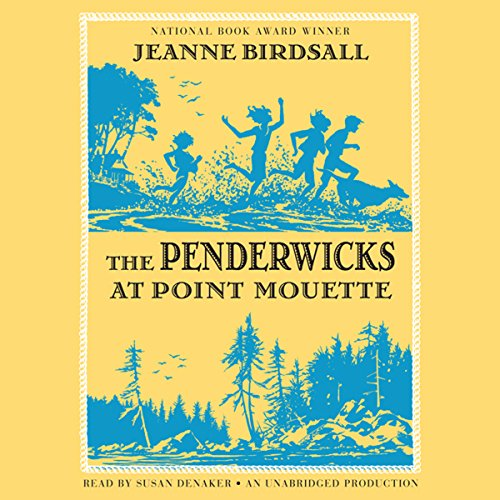 The Penderwicks at Point Mouette Audiobook [Free Download by Trial] thumbnail