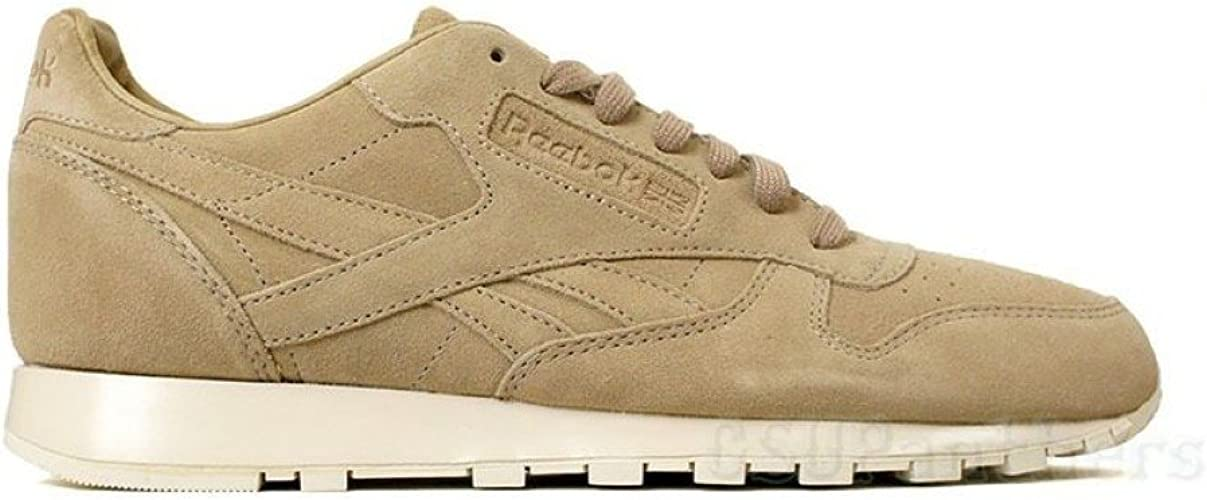 Reebok Classic Suede LUX - Canvas