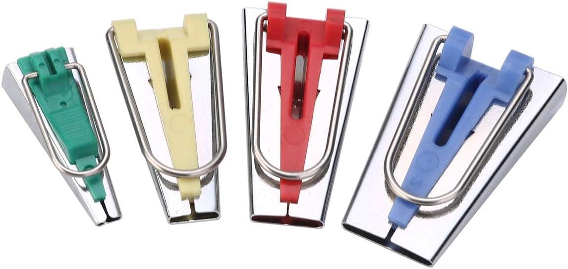 Multifunktions-Stoffn/ähwerkzeug MZY1188 Schr/ägband-Set 60-teiliges N/ähen Schr/ägband-Binder-Fu/ßbinder-Werkzeug