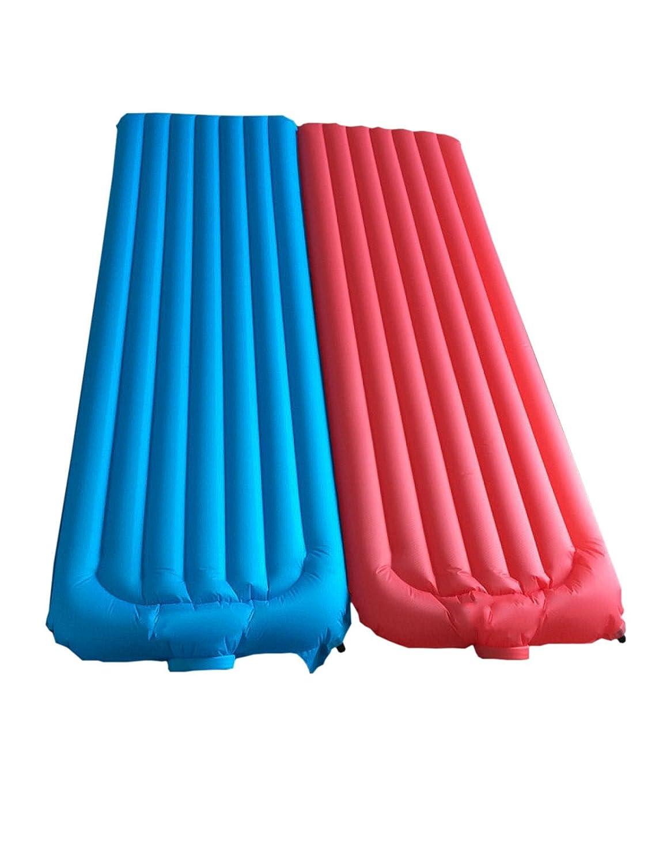 Dfb Faltbare Aufblasbare Matratze Wasser Matratze Einzigen Matratze Aufblasbare Yoga Mat Strand Freizeit Reise Home Abenteuer