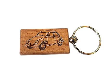 Personalizada de forma llavero, diseño de coches para VW ...