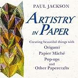 Artistry in Paper, Paul Jackson, 1568363621