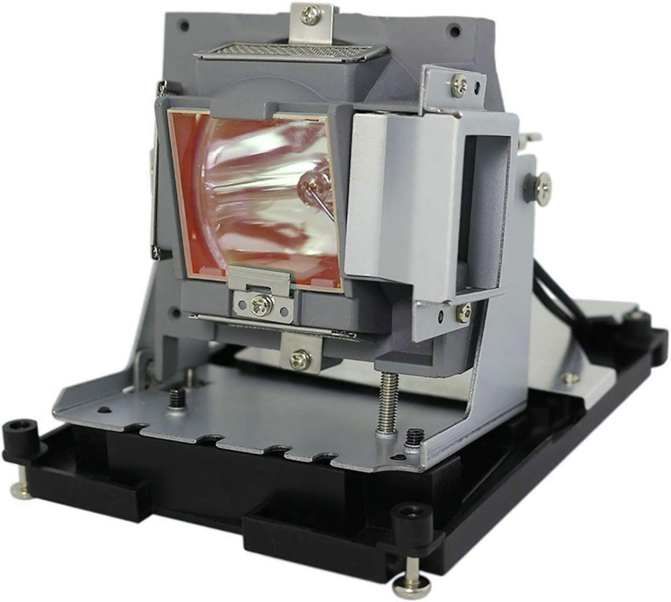 Quality 5811118436-SVV Compatible Lamp Module w//Housing Compatible with Vivitek D968U D-968U D966HD D-966HD D967 D-967 CTLAMP A
